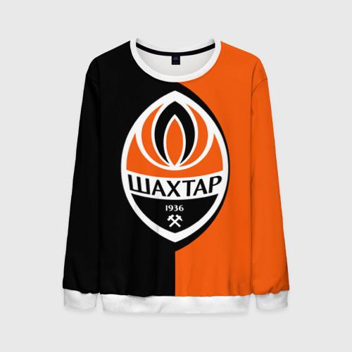 Мужской свитшот 3D ФК Шахтер Донецк