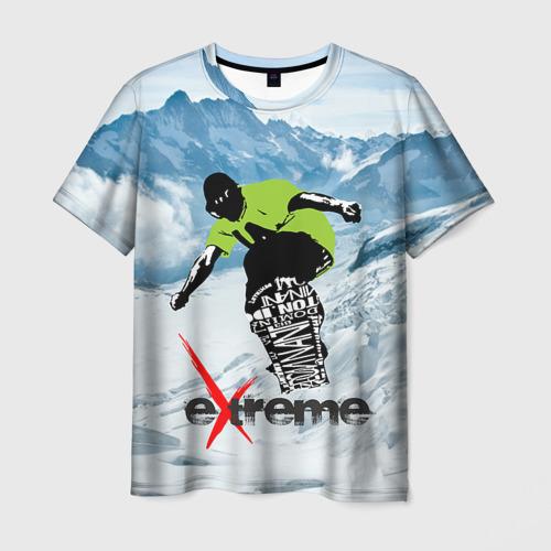 Мужская футболка 3D Extreme