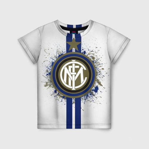 Детская футболка 3D Internazionale