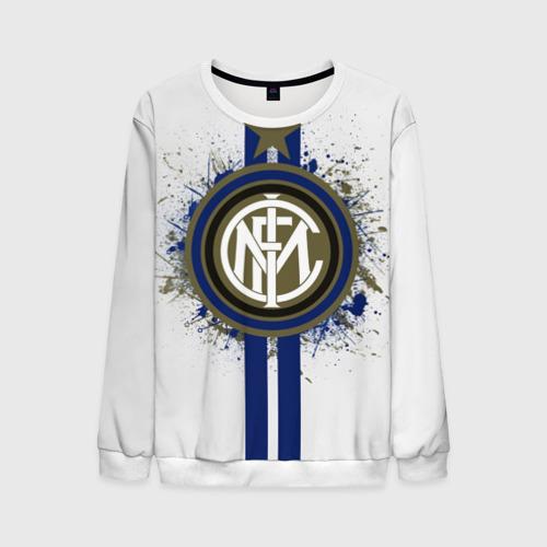 Мужской свитшот 3D Internazionale