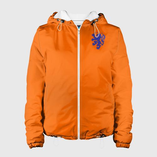 Женская куртка 3D Сборная Голландии