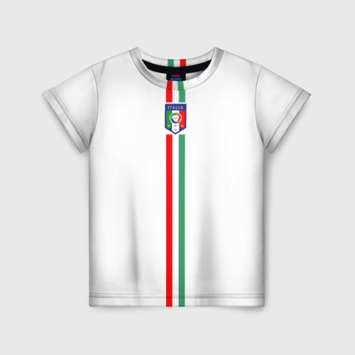 Детская футболка 3D Сборная Италии