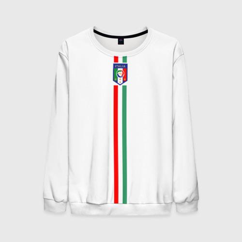 Мужской свитшот 3D Сборная Италии