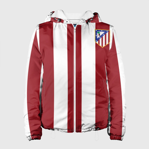 Женская куртка 3D Атлетико Мадрид