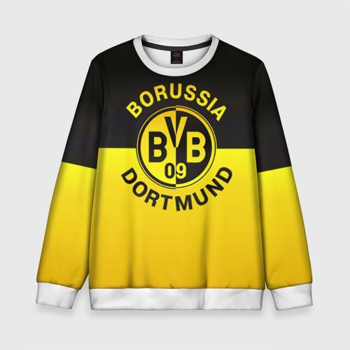 Детский свитшот 3D Borussia Dortmund FC