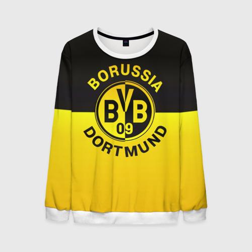 Мужской свитшот 3D Borussia Dortmund FC