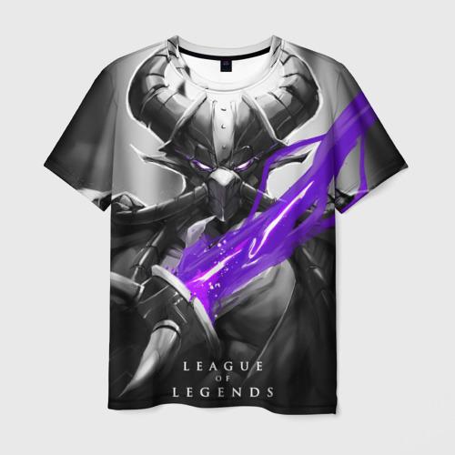 Мужская футболка 3D Kassadin