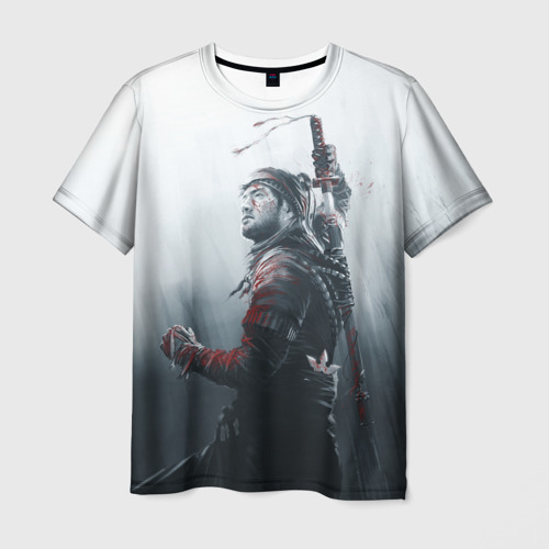 Мужская футболка 3D Shadow Tactics
