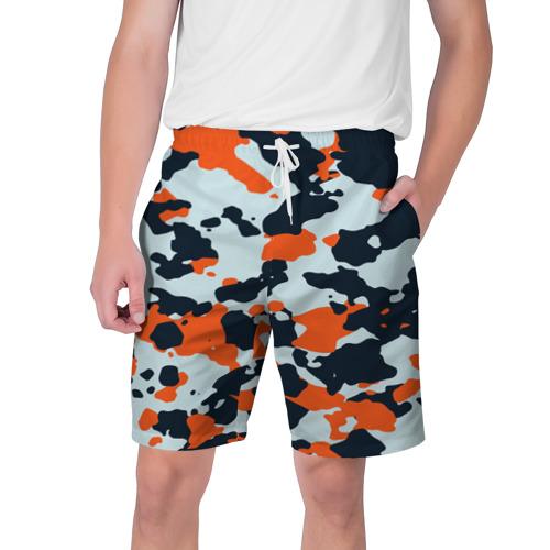 Мужские шорты 3D Asiimov camouflage