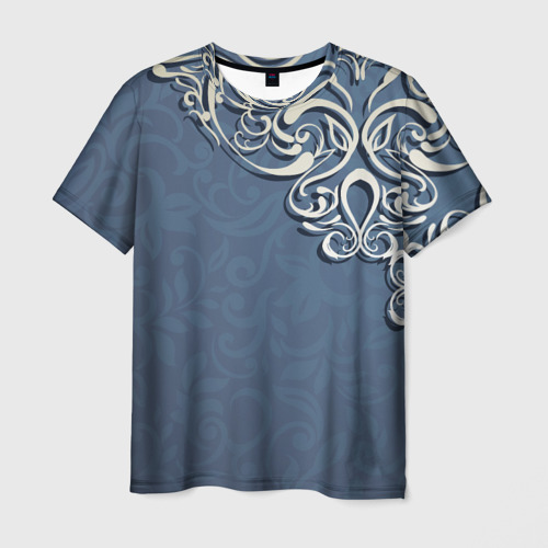 Мужская футболка 3D Авангард