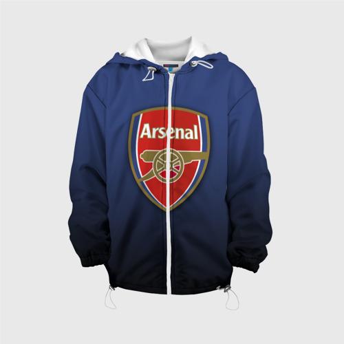 Детская куртка 3D Арсенал