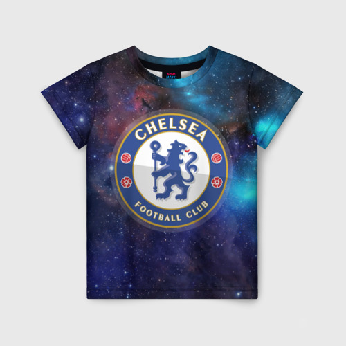Детская футболка 3D Челси