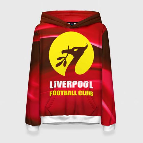 Женская толстовка 3D Liverpool