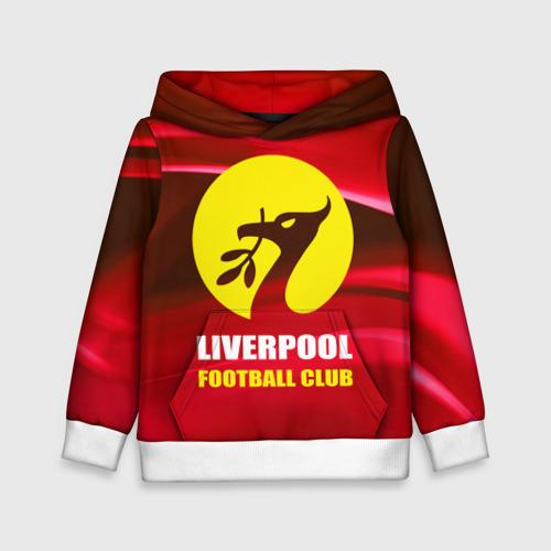Детская толстовка 3D Liverpool
