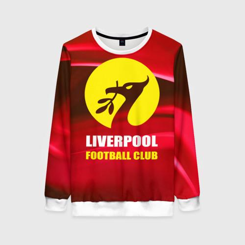 Женский свитшот 3D Liverpool
