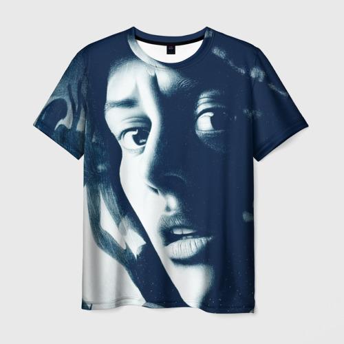 Мужская футболка 3D Alien: Isolation