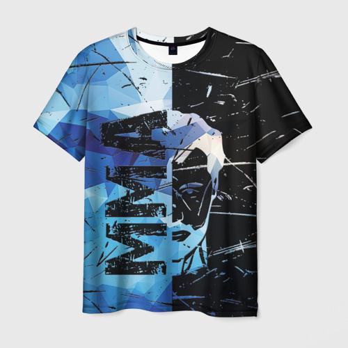Мужская футболка 3D MMA