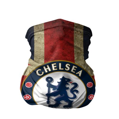 Бандана-труба 3D Chelsea №1!