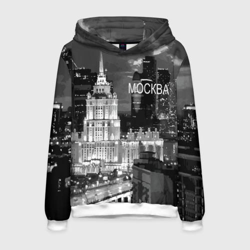 Мужская толстовка 3D Москва