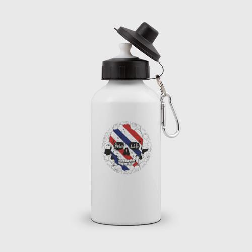 Бутылка спортивная Барбер Лайф  Barber Life