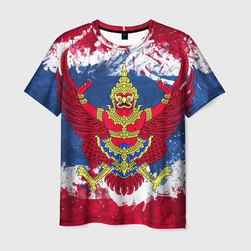 Мужская футболка 3D Таиланд
