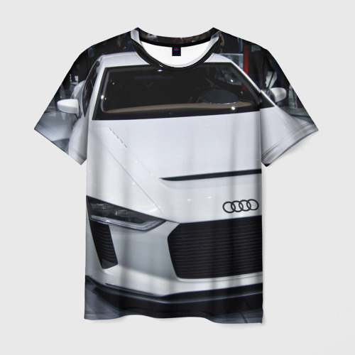Мужская футболка 3D Концерн Ауди