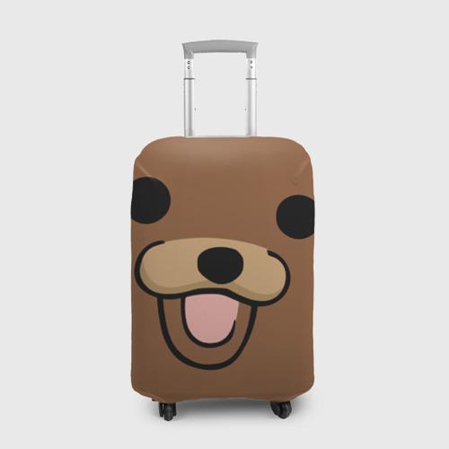 Чехол для чемодана 3D Медведь