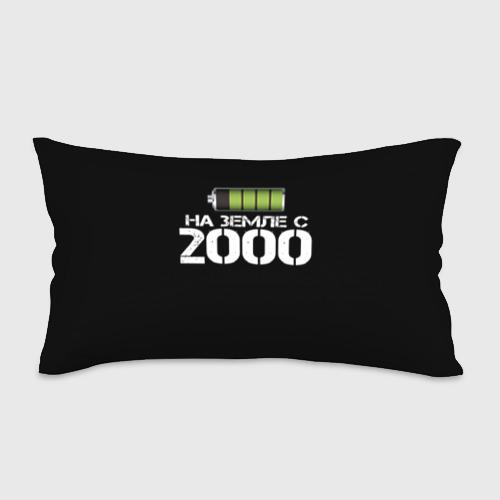 Подушка 3D антистресс На земле с 2000