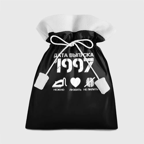 Подарочный 3D мешок Дата выпуска 1997