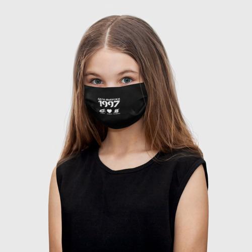Детская маска (+5 фильтров) Дата выпуска 1997