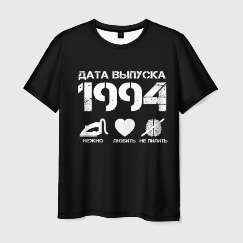 Мужская футболка 3D Дата выпуска 1994