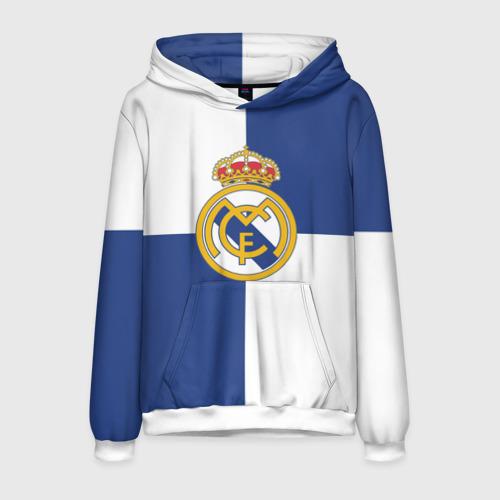 Мужская толстовка 3D Real Madrid №1!