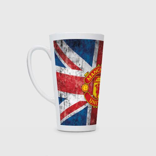 Кружка Латте Manchester United №1!