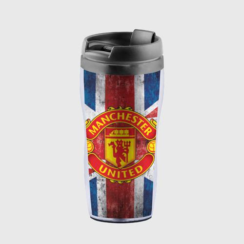 Термокружка-непроливайка Manchester United №1!