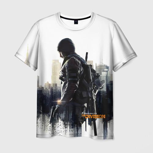 Мужская футболка 3D The Division