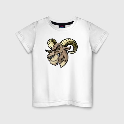 Детская футболка хлопок Овен