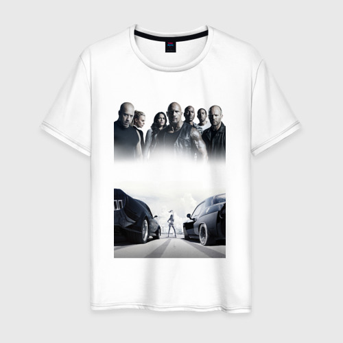 Мужская футболка хлопок Форсаж 8