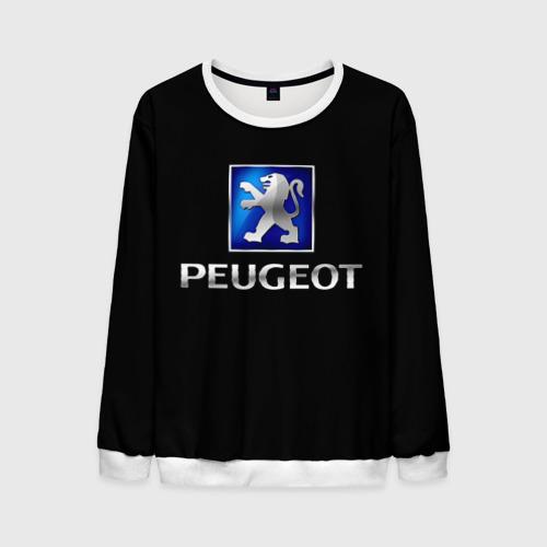 Мужской свитшот 3D Peugeot
