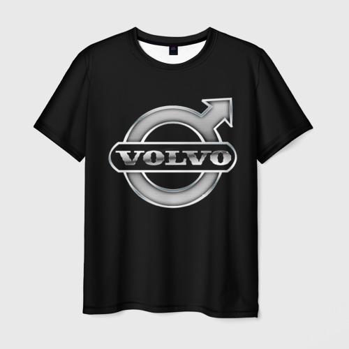 Мужская футболка 3D Volvo