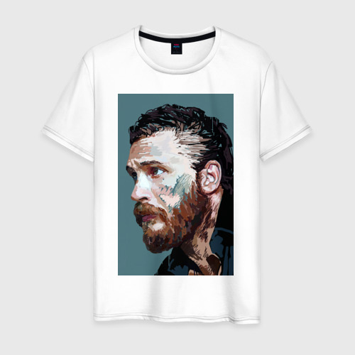 Мужская футболка хлопок Том Харди