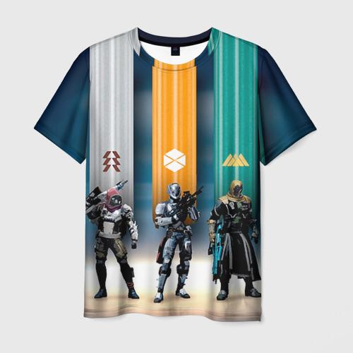 Мужская футболка 3D Destiny 8