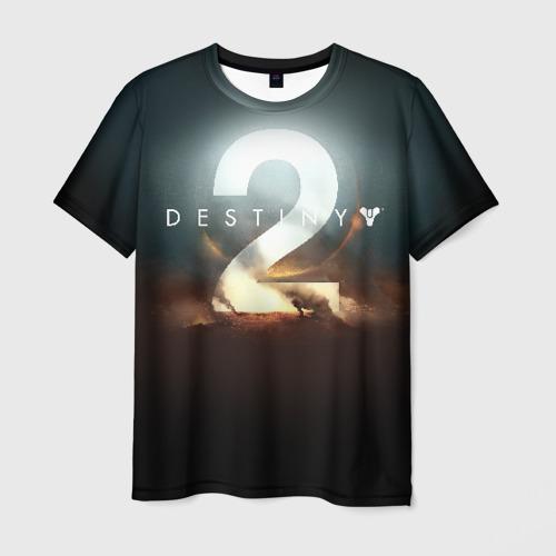 Мужская футболка 3D Destiny 12
