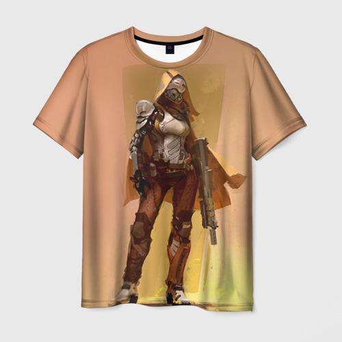 Мужская футболка 3D Destiny 15