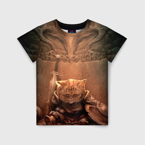 Детская футболка 3D Довакин
