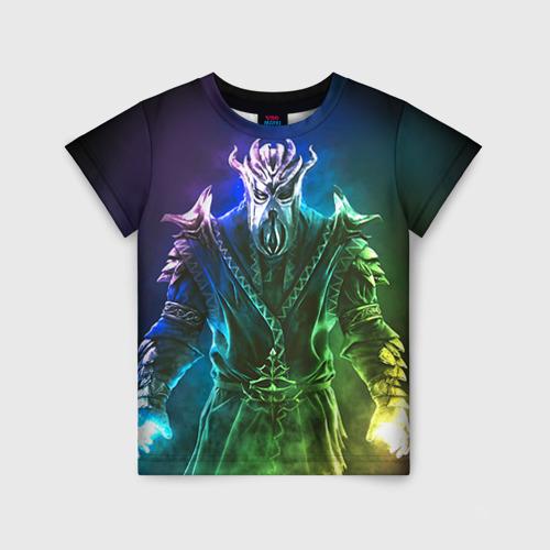 Детская футболка 3D TES 6