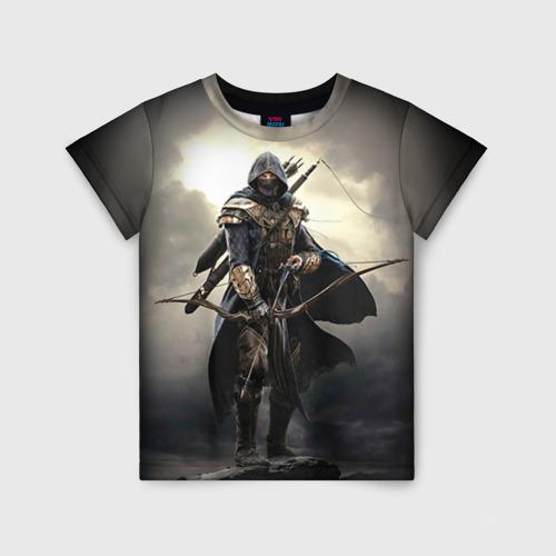 Детская футболка 3D TES 7