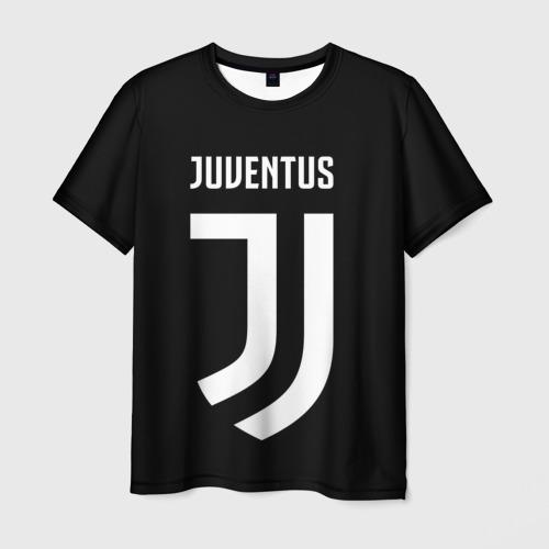 Мужская футболка 3D Ювентус