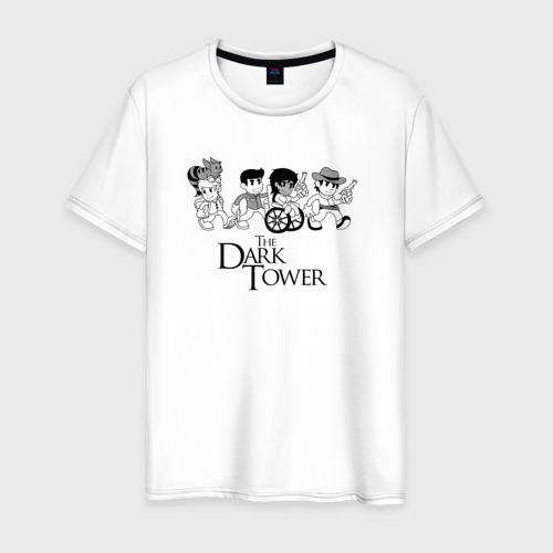 Мужская футболка хлопок The Dark Tower