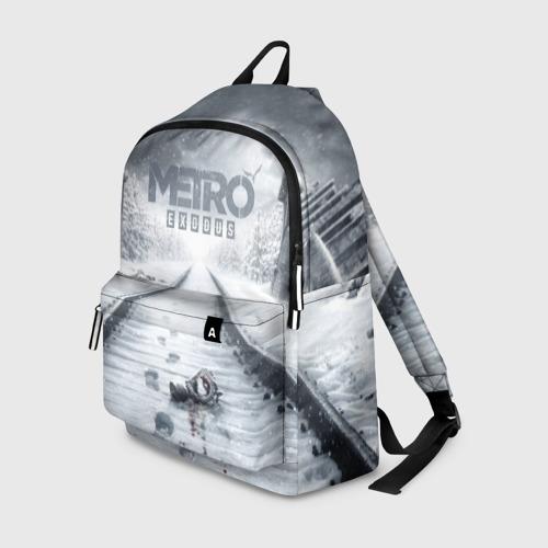 Рюкзак 3D METRO: Exodus