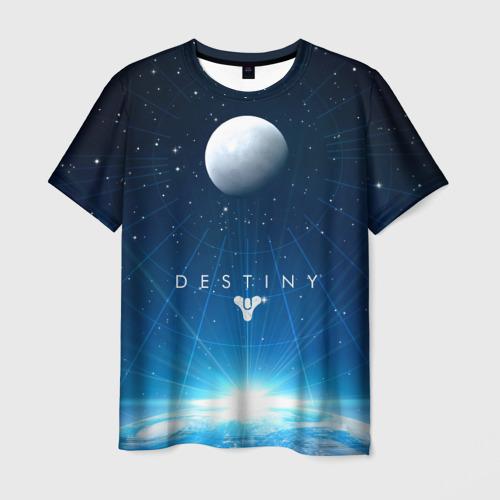 Мужская футболка 3D Destiny